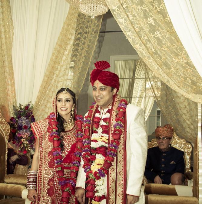 Virag and Banafsheh's Wedding Celebration